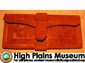 High Plains Museum | LH291 Leather wallet