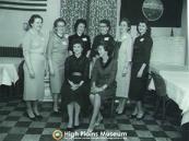 High Plains Museum | PM187ORGAN Welcome wagon meeting.