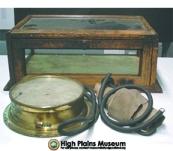 High Plains Museum | P008 Sphygmomanometer