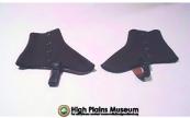 High Plains Museum | QC241 Ladies brown spats