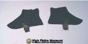 High Plains Museum | QC004 Brown Spats